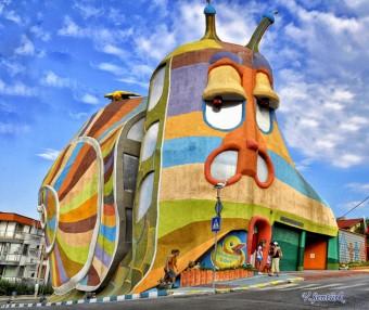 Dünyanın en ilginç evi